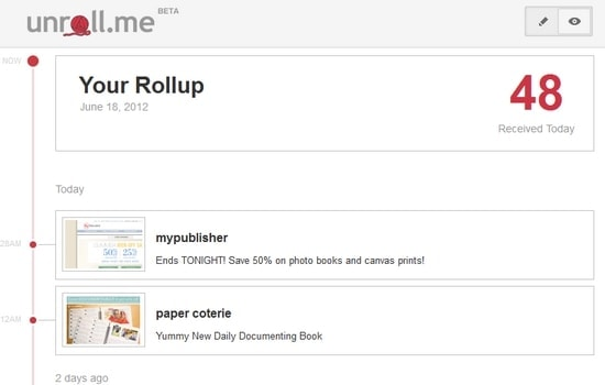 Unroll.me Helps Me Take Back My Inbox #Cbias
