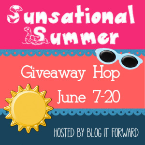 Sunsational Summer Giveaway Hop
