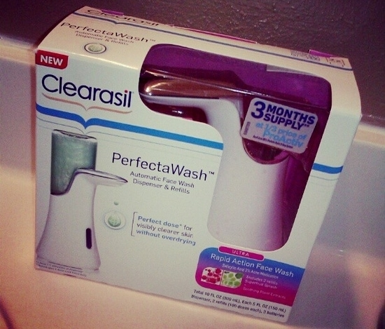 Back to School Skin Care Clearasil