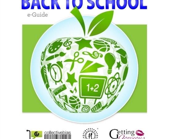 Back to School Shopping Guide #momsguide #Cbias