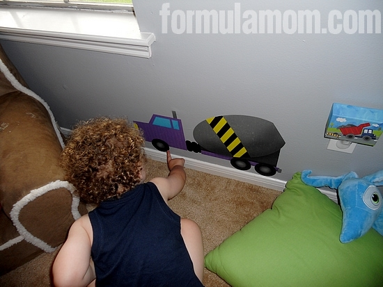 Toddler Approved DIY Boy Bedroom Makeover