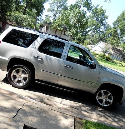 Chevy Tahoe Review