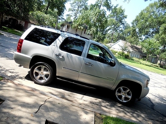 Chevy Tahoe Review – Chevy Makes Family Travel Easy #chevystaycation