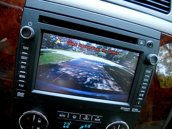 Chevy Tahoe Easy Navigation