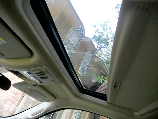 Chevy Tahoe Review Sun Roof