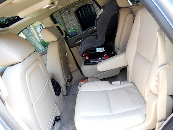 Chevy Tahoe Room for the Entire Family