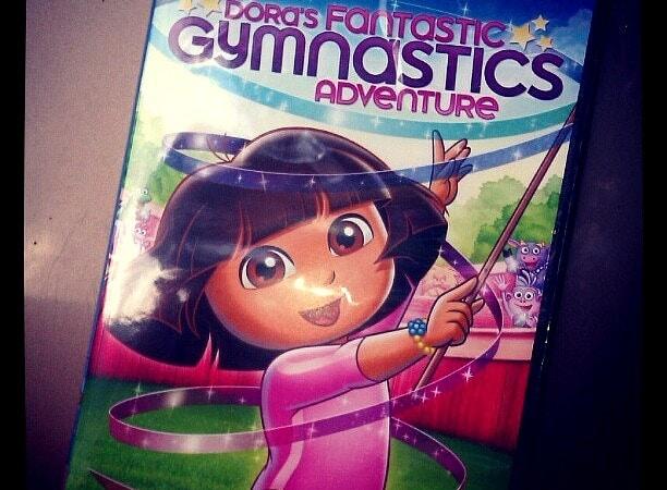 Dora the Explorer DVD: Dora's Fantastic Gymnastics Adventure Review