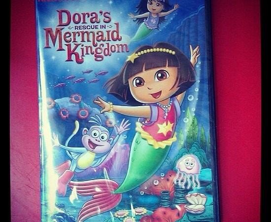 Dora the Explorer DVD: Dora's Rescue in Mermaid Kingdom Review