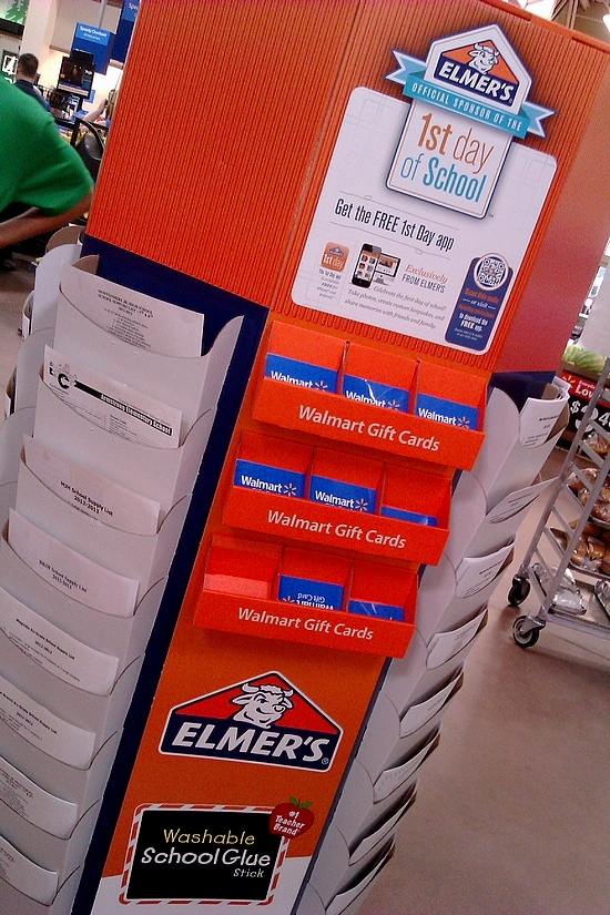 Elmer's Bag It Forward School Supplies