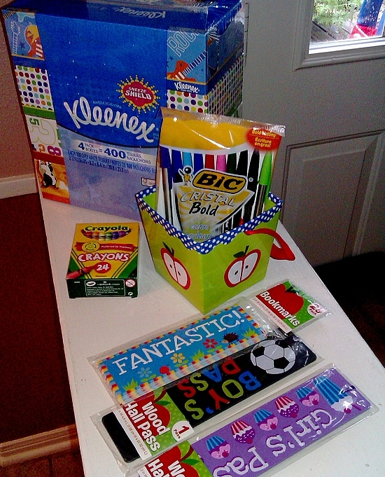 Elmers Bag It Forward Affordable School Supplies