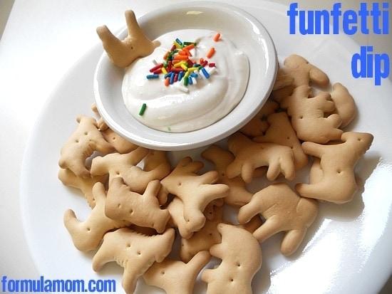 Funfetti Cake Dip Recipe