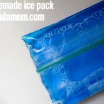 Homemade Ice Pack (Mom Made Easy)