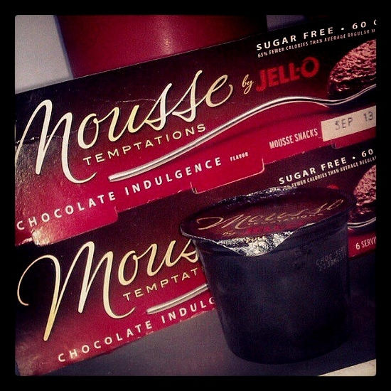Favorite Fridge Foods: Chocolate Mousse