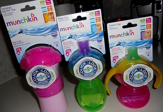 Munchkin Sippy Cups