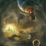 Disney's Oz the Great and Powerful Memories of Childhood