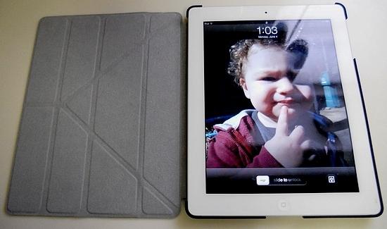 Pong iPad Case