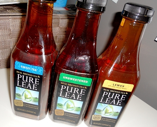 Iced Tea Recipes with Pure Leaf Iced Tea