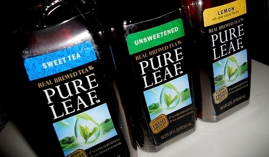 Pure Leaf Iced Tea Recipes