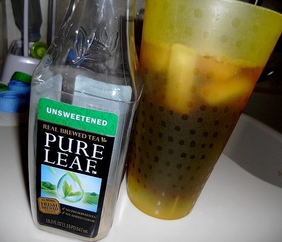 Summer Iced Tea Recipes with Pure Leaf Tea