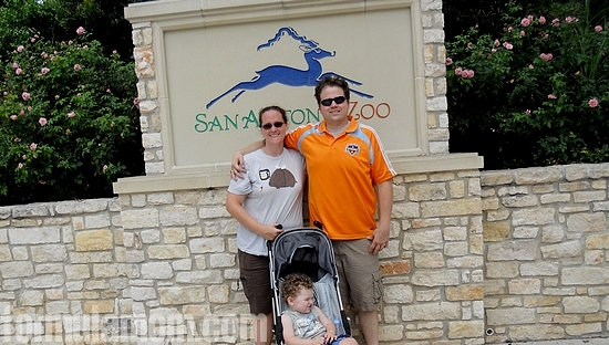 San Antonio Zoo Affordable Family Fun