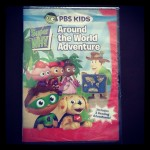 Super Why DVD: Around the World Adventure Review