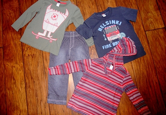 Toddler Style with Tea Collection