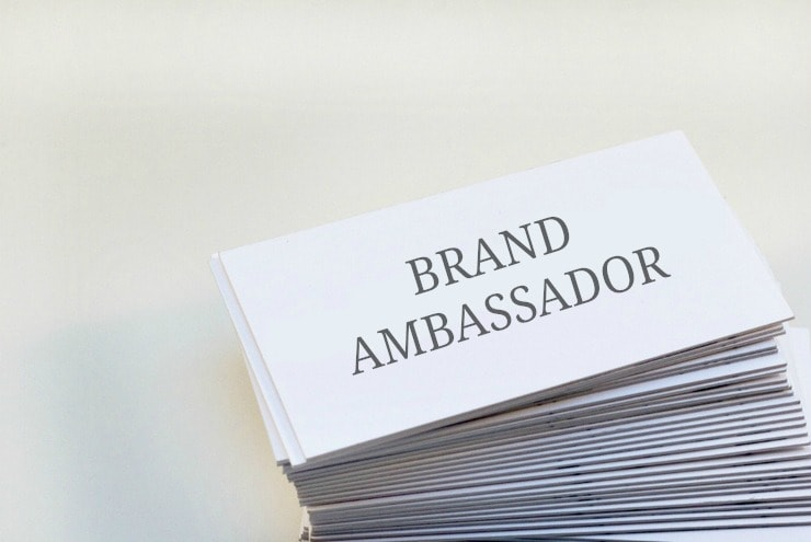 Let's Build a Brand Ambassador Relationship!