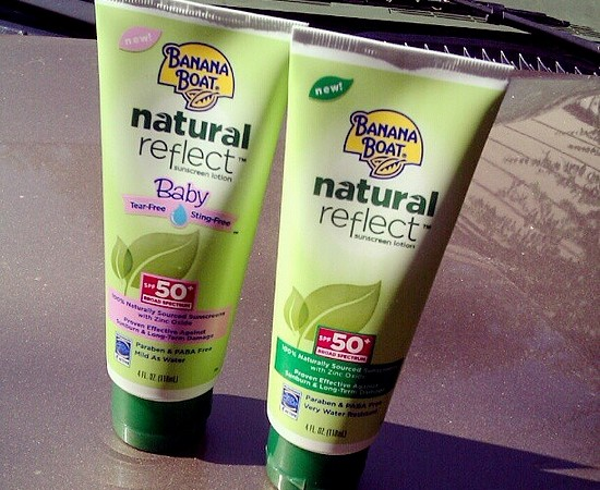 Sun Safety with Banana Boat (Review) #ngfamily