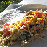 Back to School Breakfast Tacos Recipe