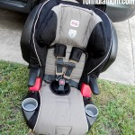 Britax FRONTIER 85 SICT Combination Harness-2-Booster Seat Review #ngfamily