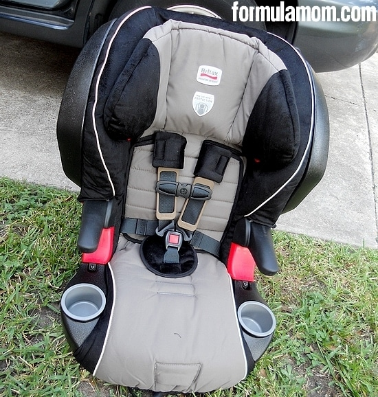 Britax FRONTIER 85 SICT Combination Harness-2-Booster Seat