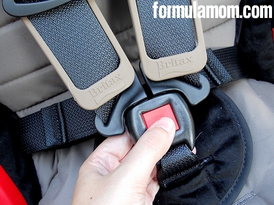 Britax Frontier Harness-2-Booster