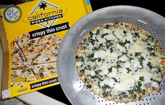 California Pizza Kitchen Frozen Pizza for Grown Ups