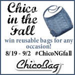 ChicoBag Giveaway #ChicoNGfall