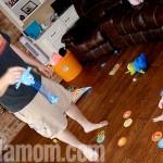 Active Play with Hasbro Elefun Snackin' Safari