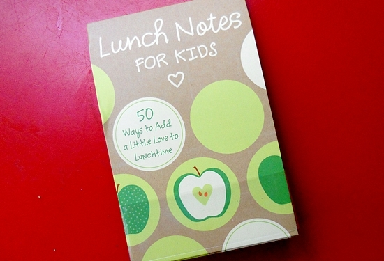 Hallmark Lunch Notes for Kids