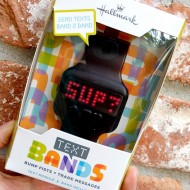 Kids Connect with Hallmark Text Bands (Review) #ngfamily