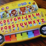 Back to School Activities: LeapFrog Touch Magic Learning Bus