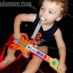LeapFrog Touch Magic Rockin' Guitar for My Future Rockstar! (Review)