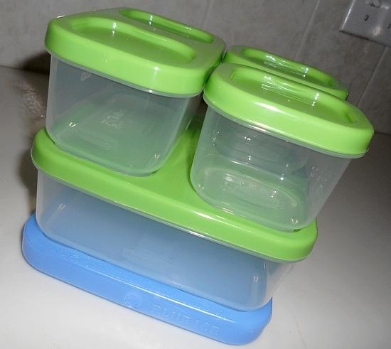 Rubbermaid LunchBlox Sandwich Kit for Back to School
