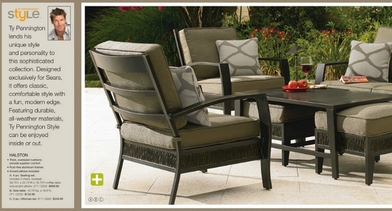 Sears Style Outdoor Living Tailgate Dreams