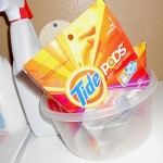 Make Laundry Easy with Tide Pods