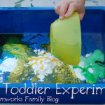 DIY Toddler Science Experiments