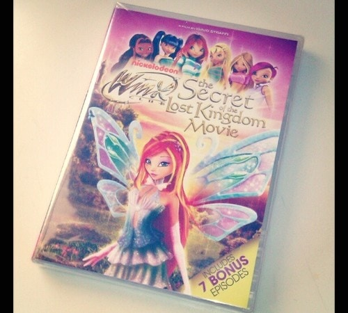 Winx Club: Secret of the Lost Kingdom Movie #ngfamily