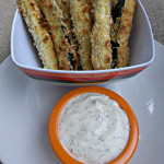 Zucchini Fries Recipe Helps Kids Eat Veggies!