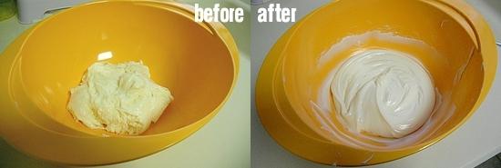 Make Cake Frosting Go Further