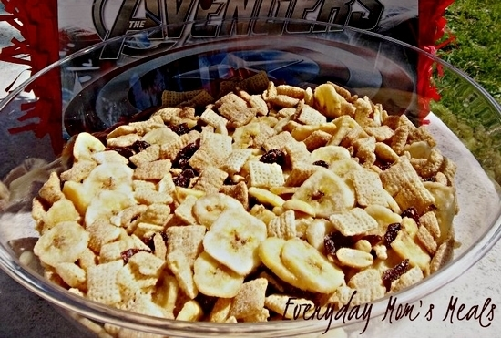 Apple Cinnamon Chex Mix Recipe