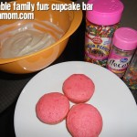 Affordable Family Fun: Cupcake Bar
