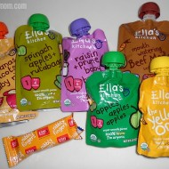 Ella's Kitchen Keeps Kids Snacking #ngfoodie