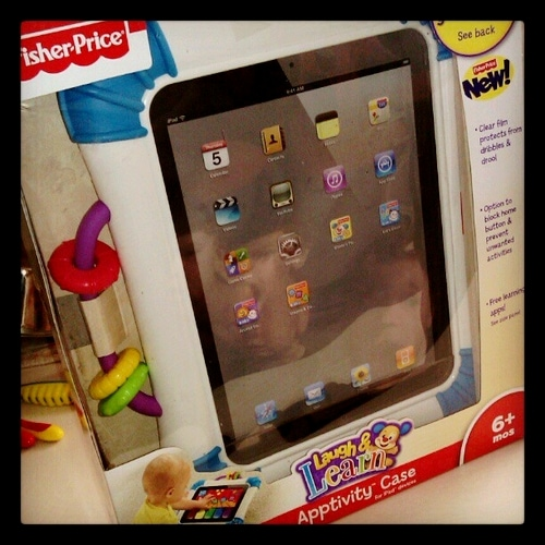 Fisher-Price Apptivity Case for iPad